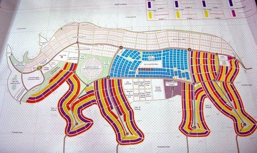 Wild. Southern Sudan has $10 billion plan to rebuild cities in shape of animals and fruits.