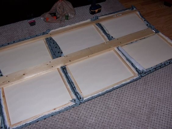 Diy Headboards King Size Beds And Padded Headboards On