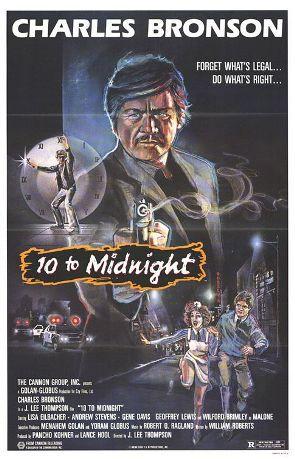 10 to Midnight - Charles Bronson