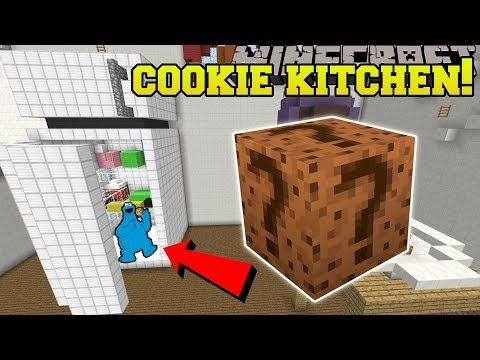 Roblox Hunger Games Win Minecraft Cookie Kitchen Hunger Games Lucky Block Mod Modded Mini Game Youtube Mini Games Hunger Games Minecraft
