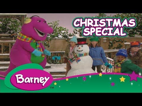 Barney S Christmas Special Full Episode Youtube In 2020 Family Fun Pack Barney Friends Barney Christmas