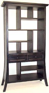Amazon.com: 74 in. High Ming Curio Display Shelf Unit: Home & Kitchen