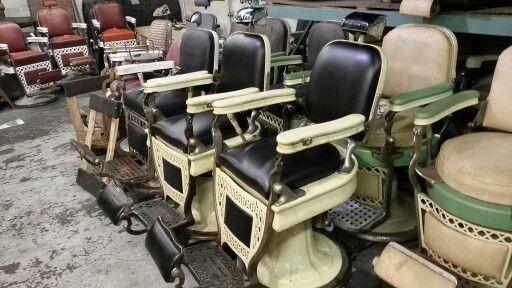 vintage belmont barber chair parts heritage malta - Barber Chair Restoration. Custom Barber Chair Restoration