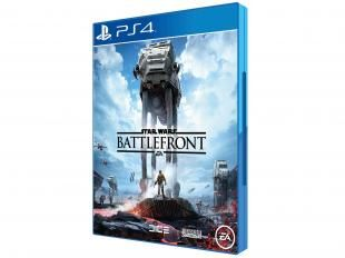 Star Wars: Battlefront para PS4 - EA