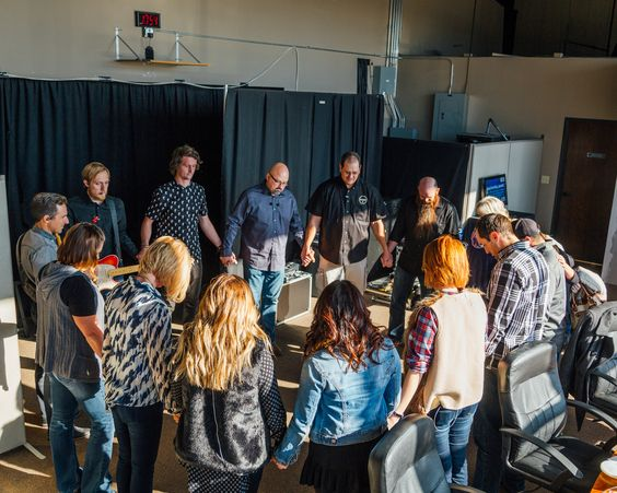 The band has spent countless hours rehearsing and preparing for some amazing times of worship at FIRST Revival. We 💙💙 this team!