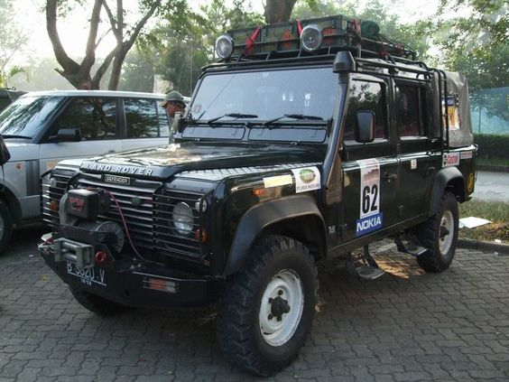 Defender Double Cab