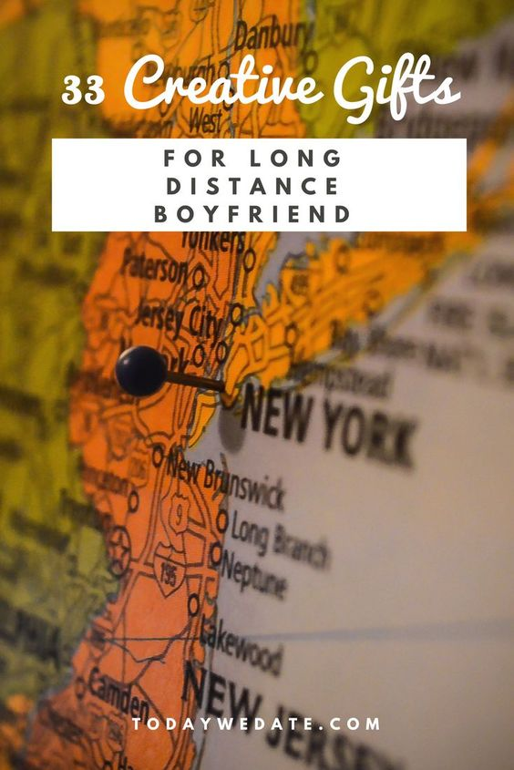 Creative ideas for long distance relationships