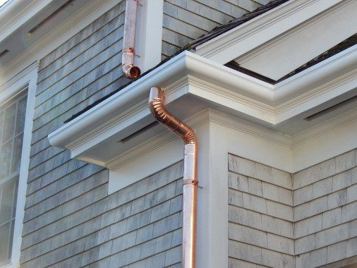 1 Fiberglass Gutter Manufacturer The Worlds Most Durable Rain Gutter Outdoor Decor Building A House Home Decor