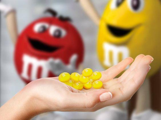 M&M's Austria - So sieht eine Hand voll Glück aus