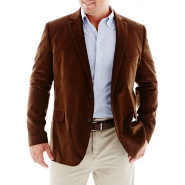 Husband needs a new sports coat - JC Penney has a big &amp tall too