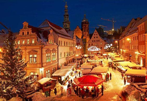 Xmas in Pirna Schweiz