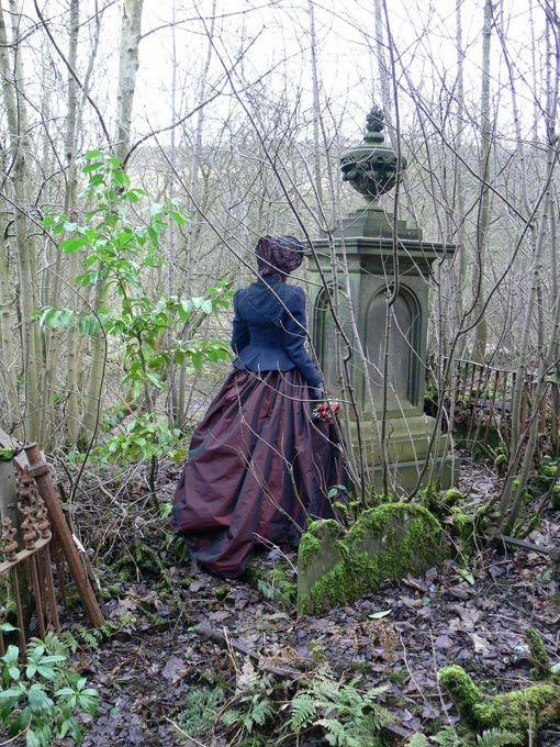 © Lynn Marie Cunliffe   Brontë atmosphere