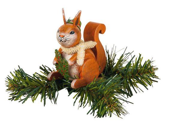 Hubrig Volkskunst ornament spirrel