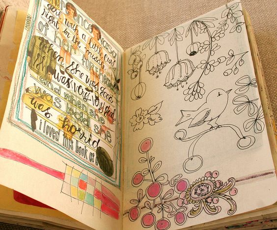sketchbook project