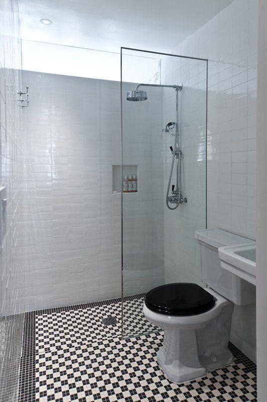 West 22nd Street Apartment Bathroom