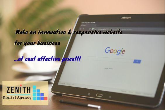 Make Qualitative And Better Designed Websites For Your Business