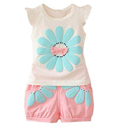 Little Kid Toddler Baby Girls Summer Dress Sleeveless Denim Bow Dress Dot Print Tutu Skirt Party Clothes Kehen