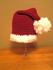 Ravelry: Santa Hat pattern by TuTu Chic Boutique