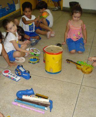 Portal do Professor - Os instrumentos musicais: uma diversidade de sons.