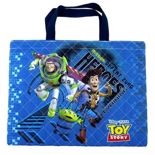 Toy Story  Cosmic  quilting lessons bag Disney Kids day care school bag @ niftywarehouse.com