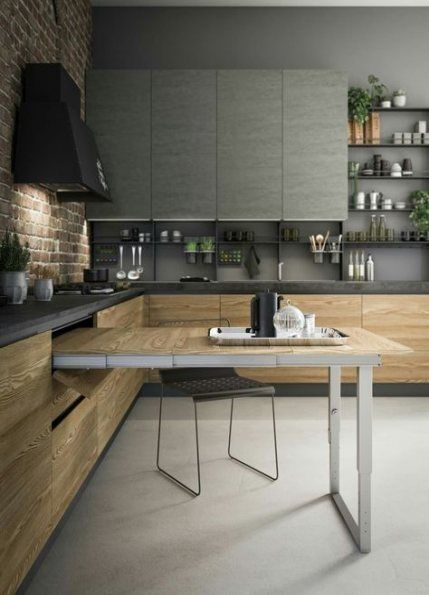 New Home Kitchen Cabinets Open Shelving 29 Ideas Kitchen Home