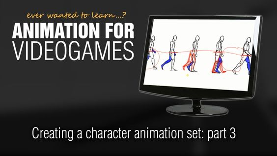 Animation for Videogames tutorial: Creating a character animation set - part 3