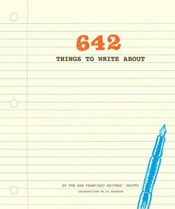 Need a topic to write about?