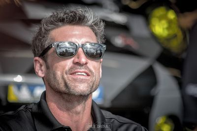 Patrick Dempsey at the 24 Hours of Le Mans