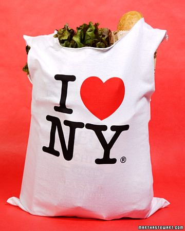 """Turning an old T-shirt into a reusable shopping bag is a simple, clever craft to help everyone be """"green."""""""