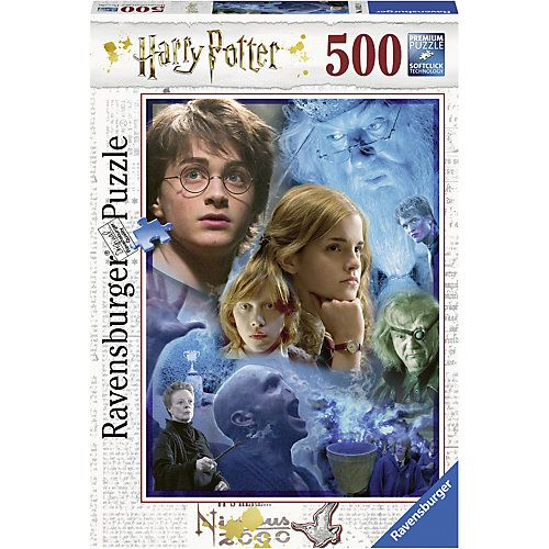 Puzzle 500 Teile 49x36 Cm Harry Potter In Hogwarts Harry Potter Hogwarts Puzzleteil Ravensburger Puzzle