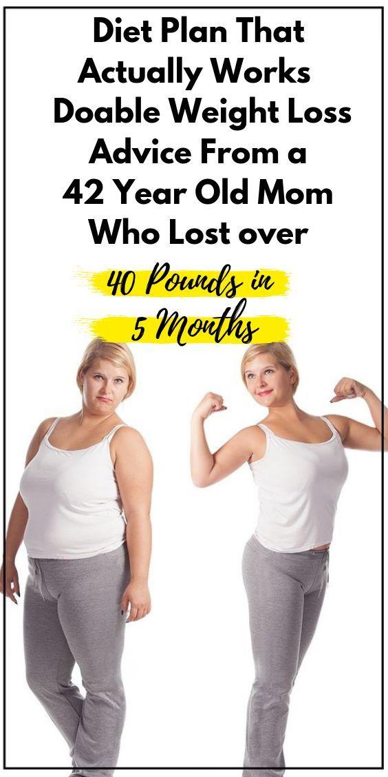 40 de pierderi în greutate)
