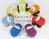 Amigurumi Car crochet pattern stuffed toy tutorial English and Dutch pdf - Venda de padrões - tem padrão do aviãozinho