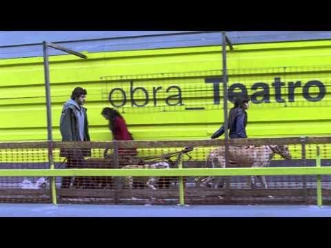 Trailer Medianeras (2011) by Gustavo Taretto, music by Daniel Johnston