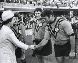 Arthur Beetson Rugby league royalty