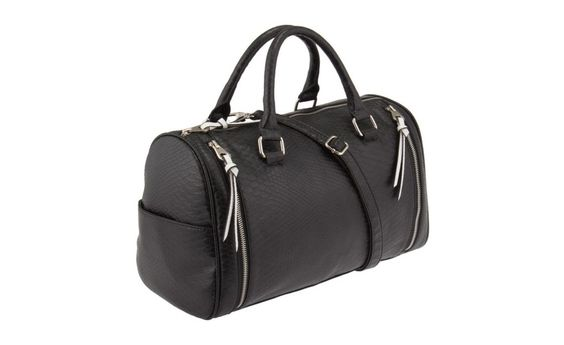 My new lovely black bag from Parfois <3