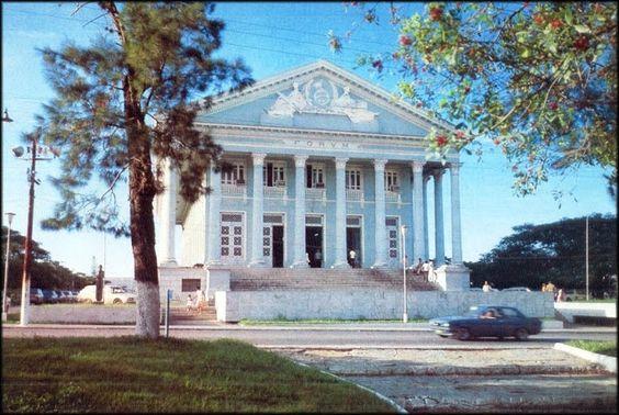 Fórum Nilo Peçanha, hoje Câmara Municipal de Campos dos Goytacazes-RJ.