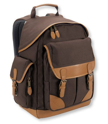 Sportsman's Rucksack: Sportsman's Collection | Free Shipping at L.L.Bean