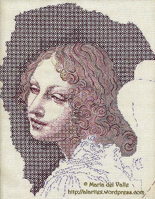 Embroidery photos and blackwork on pinterest
