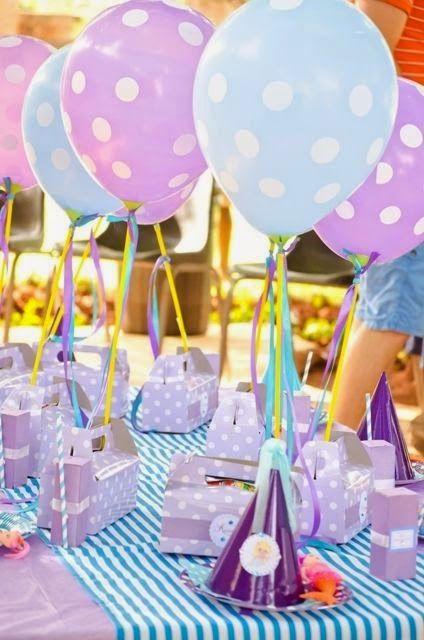 Fiesta infantil tematica ni as buscar con google - Decoracion cumpleanos nino 6 anos ...