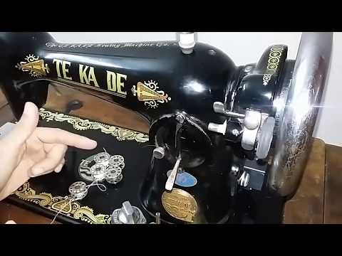 طريقة لضم ماكينة الخياطة سنجر السوداء وكيفية تشغيلها Youtube Sewing Tutorials Sewing Machine Sewing
