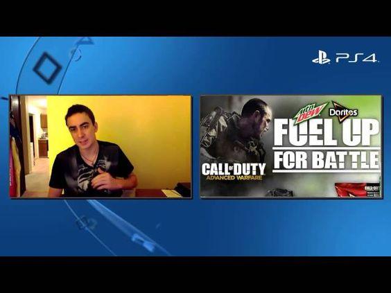 #Free Dorito & #Dew Call Of Duty Advanced #WarFare #Codes