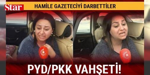 PKK/PYD'li teröristler hamile gazeteciyi darbetti: Terör örgütü PKK/PYD'ye bağlı silahlı güçlerin Irak Kürt Bölgesel Yönetimi'nde (IKBY) görev yapan hamile gazeteci Rengin Şero'yu darbederek Suriye'ye geçişine izin vermediği bildirildi.