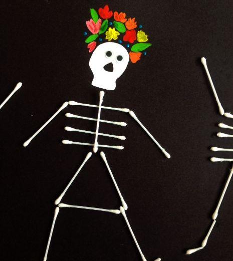 Coffeebreak decoraci n para el d a de muertos 2014 for Decoracion de puertas de dia de muertos