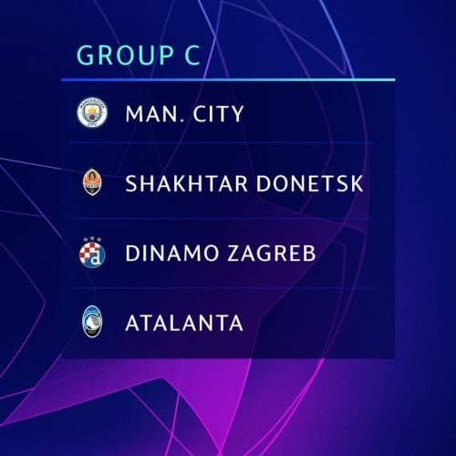 Where To Find Shakhtar Donetsk Vs Man City On Us Tv And Streaming Uefa Champions League Champions League Donetsk