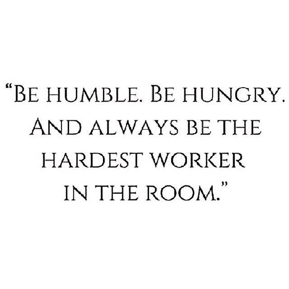 Recipe for success. Hustle hard  aim high and be ambitious. Always stay true to who you are be humble but hungry enough for success that nothing & no one will get in your way. Stay focused on your goals always be the hardest worker in the room believe in yourself and do whatever it takes to get you from where you are to where you want to be.