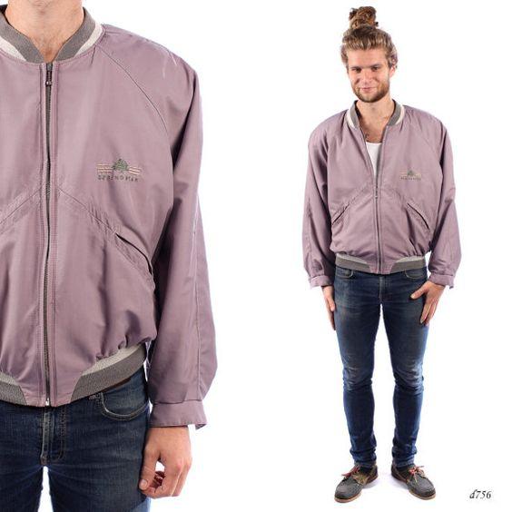 Purple bomber jacket men – New Fashion Photo Blog