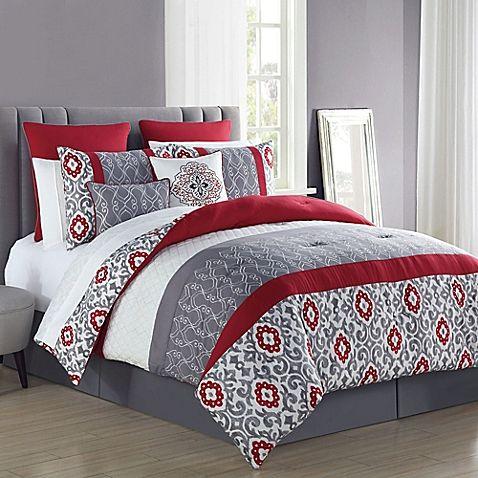 Tarissa Comforter Set Bed Bath Beyond Comforter Sets Queen