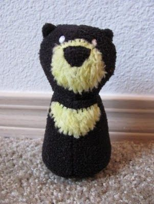 Sun Bear Bauble by ThyacineDen