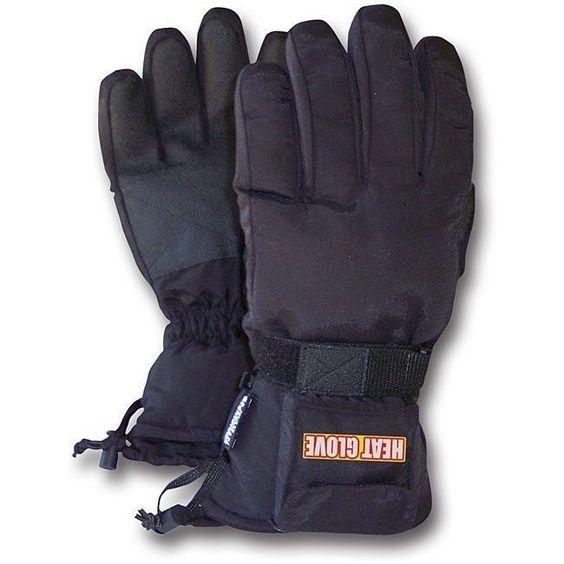 Heat Gloves Battery Powered Heated Motorcycle Hunting Work Men Winter Warmer