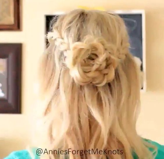 wedding braid hair ideas